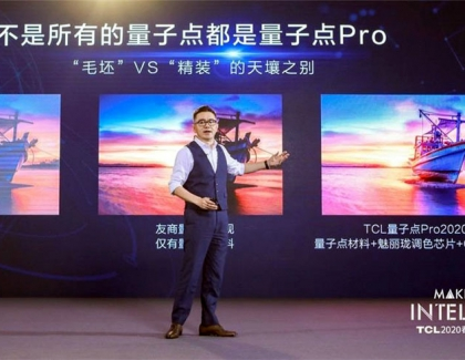TCL Launches New Series of TVs with Quantum Dot Pro