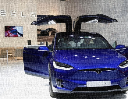 Tesla to Recall 3,183 Model X Cars in China