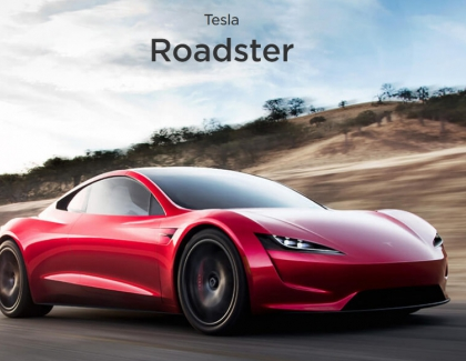 Tesla Delays The Release of Roadster Sports Car