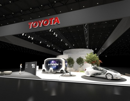 Toyota to Build Prototype City to Test Automated, Connected, Shared and Electrified/hydrogen Research