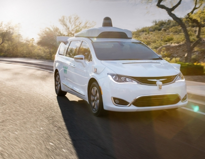 Waymo's Self-driving Cars Are Trained Using Google's Search and Image Recognition Tech