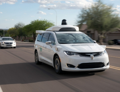 Waymo Resumes Driving Operations in Phoenix