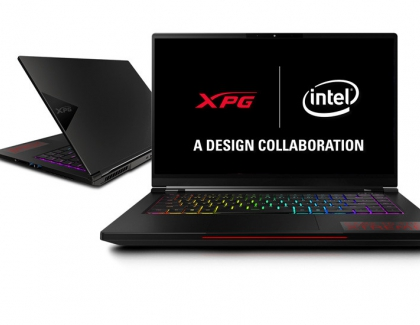 XPG Enters the Gaming Notebook Market With the 15.6-Inch XENIA