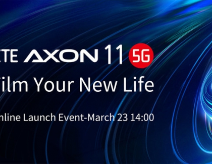 New ZTE Axon 11 5G Smartphone Launching on March 23