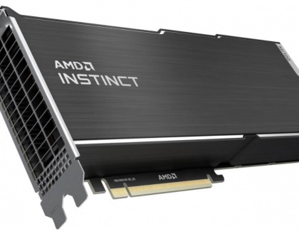 AMD Announces Worlds Fastest MI100 HPC Accelerator for Scientific Research