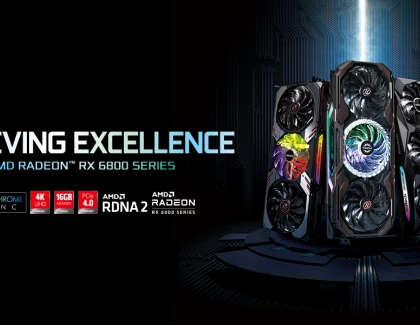 ASRock Launches AMD Radeon RX 6800 Series Graphics Cards
