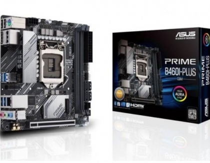 ASUS Releases Intel Series Five MicroATX