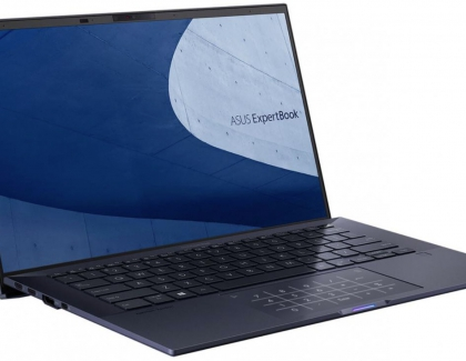 ASUS Launches Next-Generation ExpertBook B9