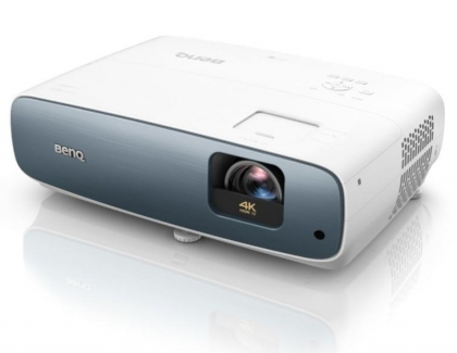 BenQ Releases True 4K HDR Smart Home Projectors Powered by Google