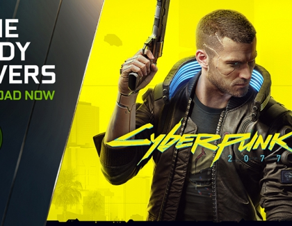 Cyberpunk 2077 Available Now With Stunning Ray-Traced Effects and Performance Accelerating NVIDIA DLSS
