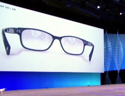 Facebook is Working on AR Hardware and Operating System