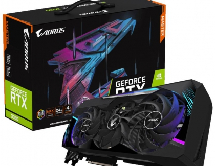 GIGABYTE Launches AORUS GeForce RTX 3080 and 3090 series graphics cards