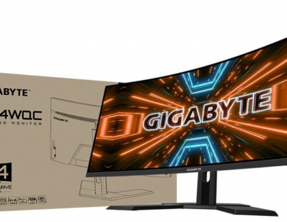Gigabyte launches 34-inch Ultra-wide G34WQC Gaming Monitor