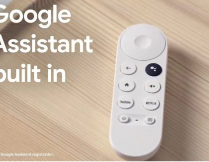 Chromecast with Google TV Announced