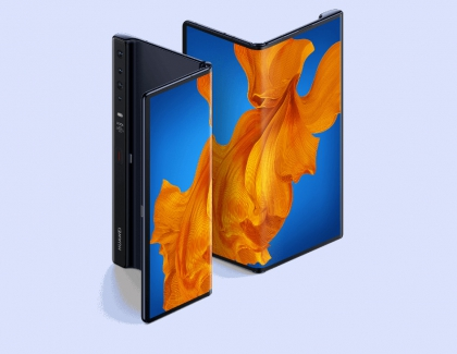 Huawei's New MatePad Tablet and Mate Xs Foldable Phone Launch in Europe