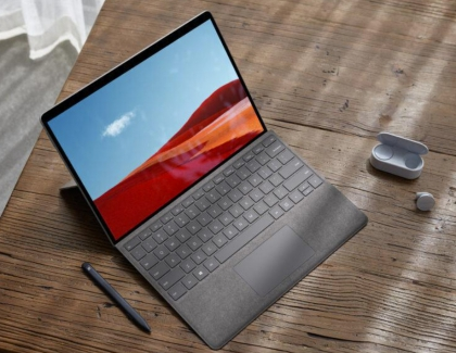 Microsoft announces Surface Laptop Go, new updates to Surface Pro X