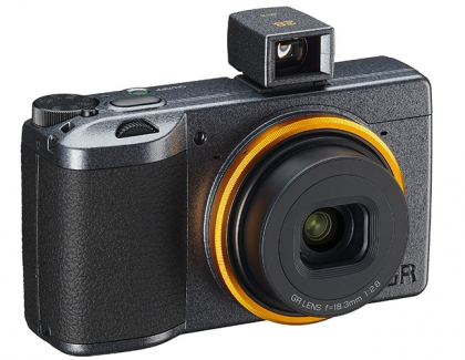 "Ricoh Announces limited edition GR III ""Street Edition"" kit"