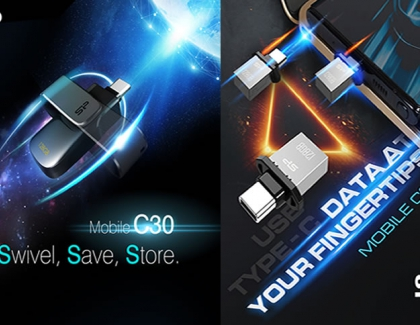Silicon Power introduces Go Mobile With 3 New OTG USB Flash Drives