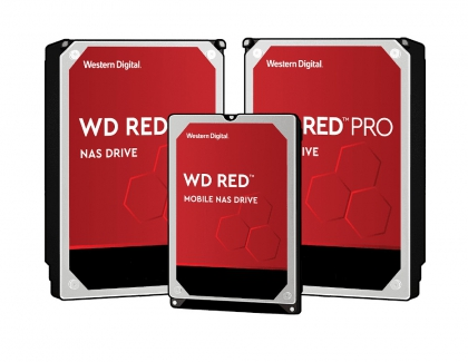 WD Lists Hard Disk Drives That Use Slower SMR Technology
