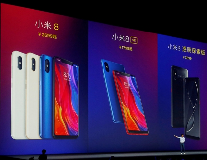 China Smartphone Market Posts Largest Decline Ever