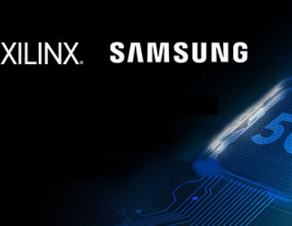 Samsung and Xilinx Team Up for 5G Commercial Deployments