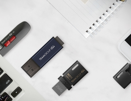 TEAMGROUP Launches Three Types of Unique USB Drives