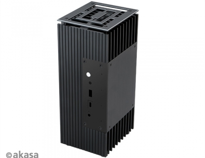 Cool your Ryzen in complete silence with the Turing A50: Akasa's latest fanless chassis