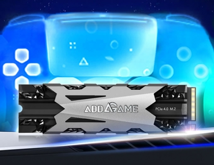 addlink Launches AddGame A95 Gen4x4 SSD With effective heatsink Specifically for PlayStation 5