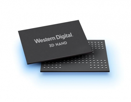 Kioxia and Western Digital Announce 6th-Generation 3D Flash Memory