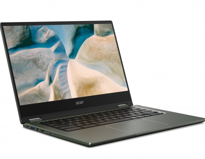 Acer Unveils New products At CES 2021