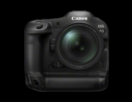 Canon releases first details of EOS R3
