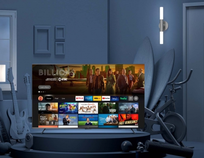 Amazon Introducing the All-New Fire TV Family