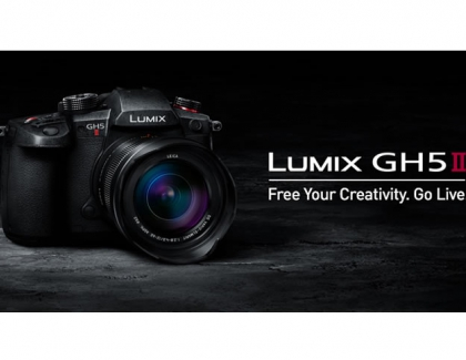 Panasonic Announces New LUMIX GH5M2, development of GH6 and new firmware updates