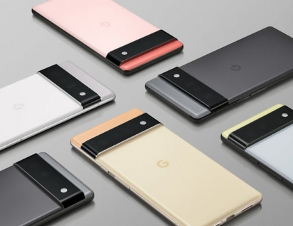 Google Tensor debuts on the new Pixel 6 this fall