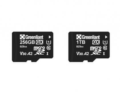 Greenliant expands ArmourDrive Memory Cards lineup aimed for Industrial use