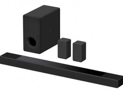 Sony unveils 7.1.2ch HT-A7000 soundbar & '360 Spatial Sound' HT-A9