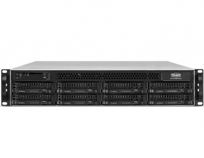 TerraMaster Introduces U8-111 8-Bay Storage Server with 10GbE Networking