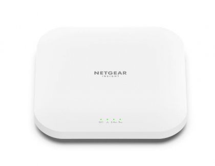 Netgear Announces WAX 620 WiFi 6 Access Point