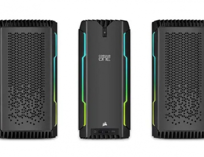 CORSAIR Launches New CORSAIR ONE Gaming PCs