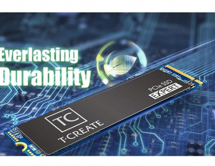 The Most Powerful Tool for the New Crypto Craze; The Incredibly Durable T-CREATE EXPERT PCIe SSD
