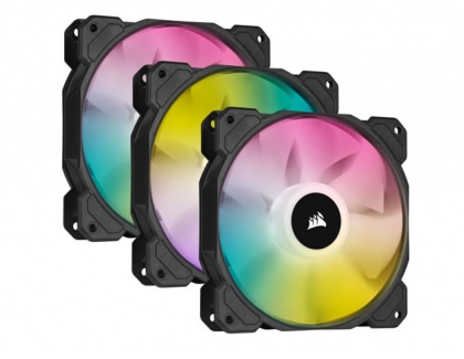 CORSAIR Launches SP RGB ELITE Fan Series