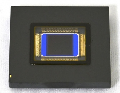 Nikon Announces Development of a stacked CMOS image sensor