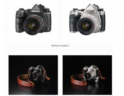 Ricoh Announces PENTAX K-3 Mark III