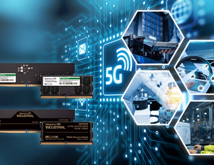 TEAMGROUP Leads Industry with Release of Industrial Wide Temperature DDR5 UDIMM and SODIMM