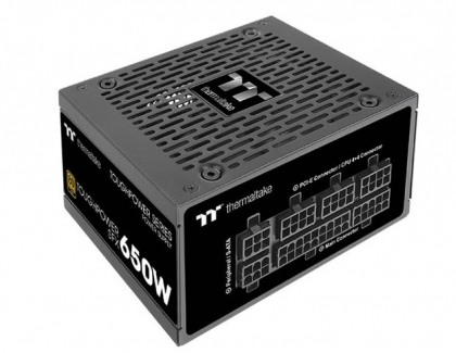 Thermaltake Introduces Toughpower SFX 450W/550W/650W Gold Power Supply