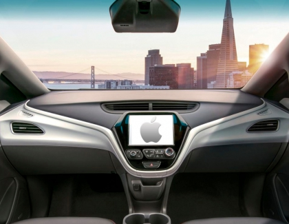 Apple Evaluating Sensors For Self-driving Cars: report