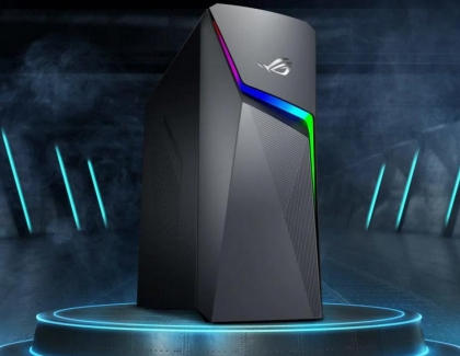 ASUS RoG Unveils the Strix GL10CS Desktop