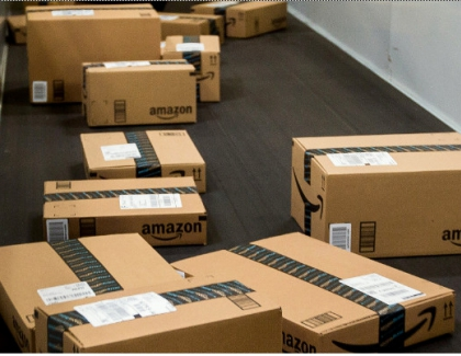 Amazon Says Fourth Quarter Sales up 20 Percent
