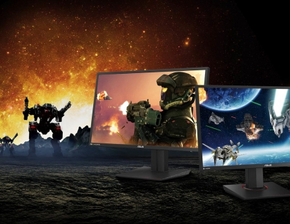 Shipments of Gaming Monitors Doubled in 2018, Curved Models Gain Popularity in Gaming Sector