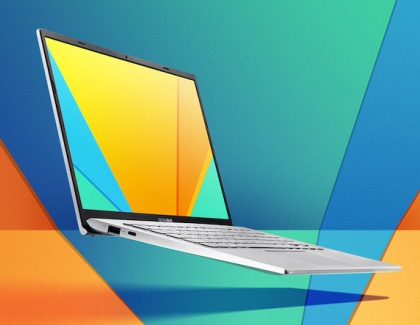 New ASUS VivoBook 14 Offers Frameless Four-Sided NanoEdge Display